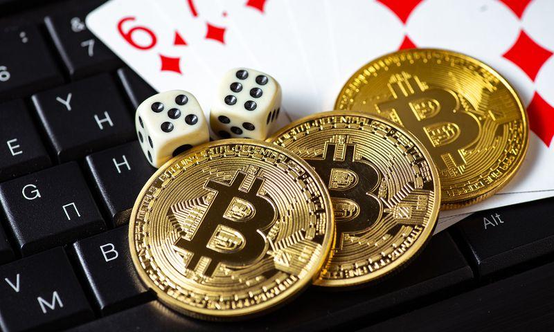 free casino bitcoin
